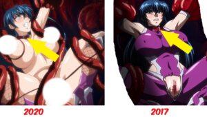 ¡La saga de Taimanin Asagi vuelve!