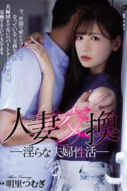 ATID-399 Wife Swap, Filthy Couple Life, Tsumugi Akari (English subbed)