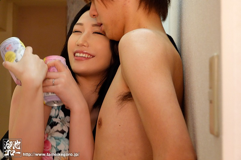 MEYD-576 Big Titted Married Neighbor Comes Home Late At Night And Enters My Apartment By Mistake She Thinks I'm Her Husband And Lets Me Cum Inside Of Her! Ai Sayama