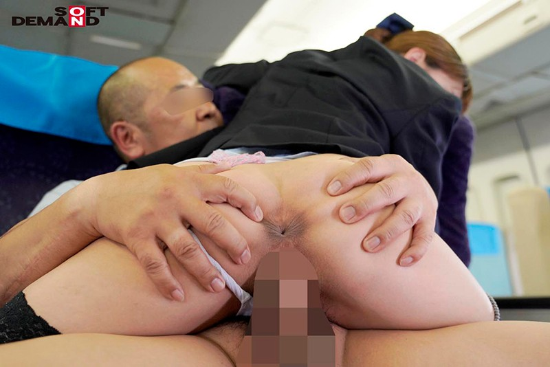 """SDDE-596 """"Uniform, Underwear, Nude"""" Hospitality Crouching Pussy Airlines 11 The Big Ass Flight"""
