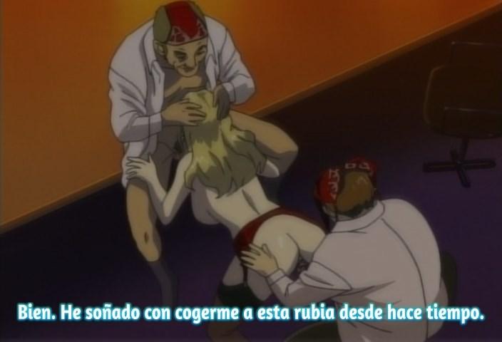 Lingeries Sub Español (Sin Censura)
