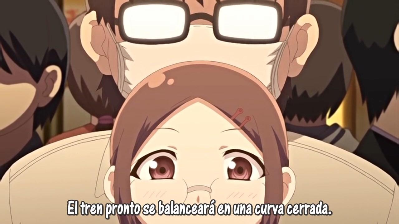 Sotsugyou Chikan Densha Sub Español