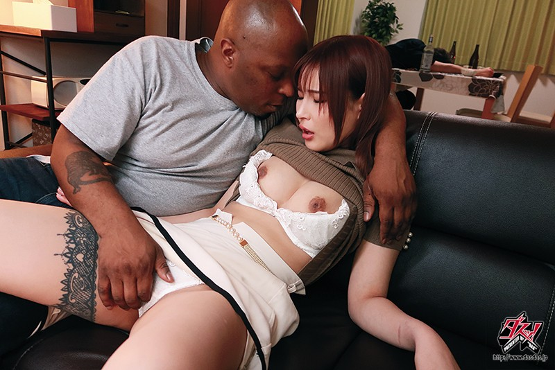 DASD-682 Black Sleepover NTR My Girlfriend Swore To Me That She Would Never Ever Commit Infidelity, But I Realized Her Pussy Was Loosening Up Reira Hazuki