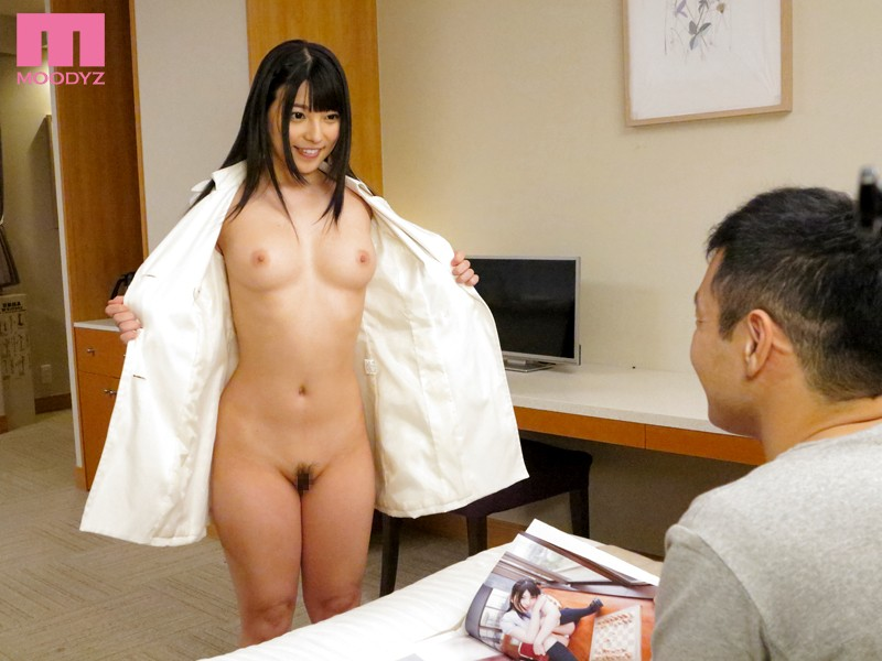 MIMK-031 How to Manipulate Someone: What if That Girl Started Working as My Escort, Starting Today? – Ai Uehara