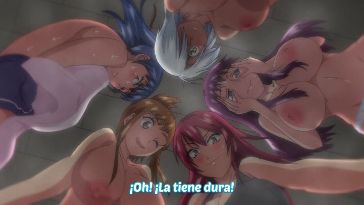 Joshi Luck! 01 Sub Español