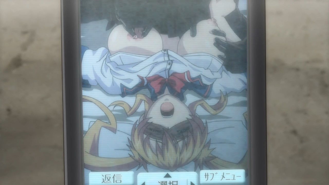 Inshitsu Otaku ni Ikareru Kanojo 02 Sub Español
