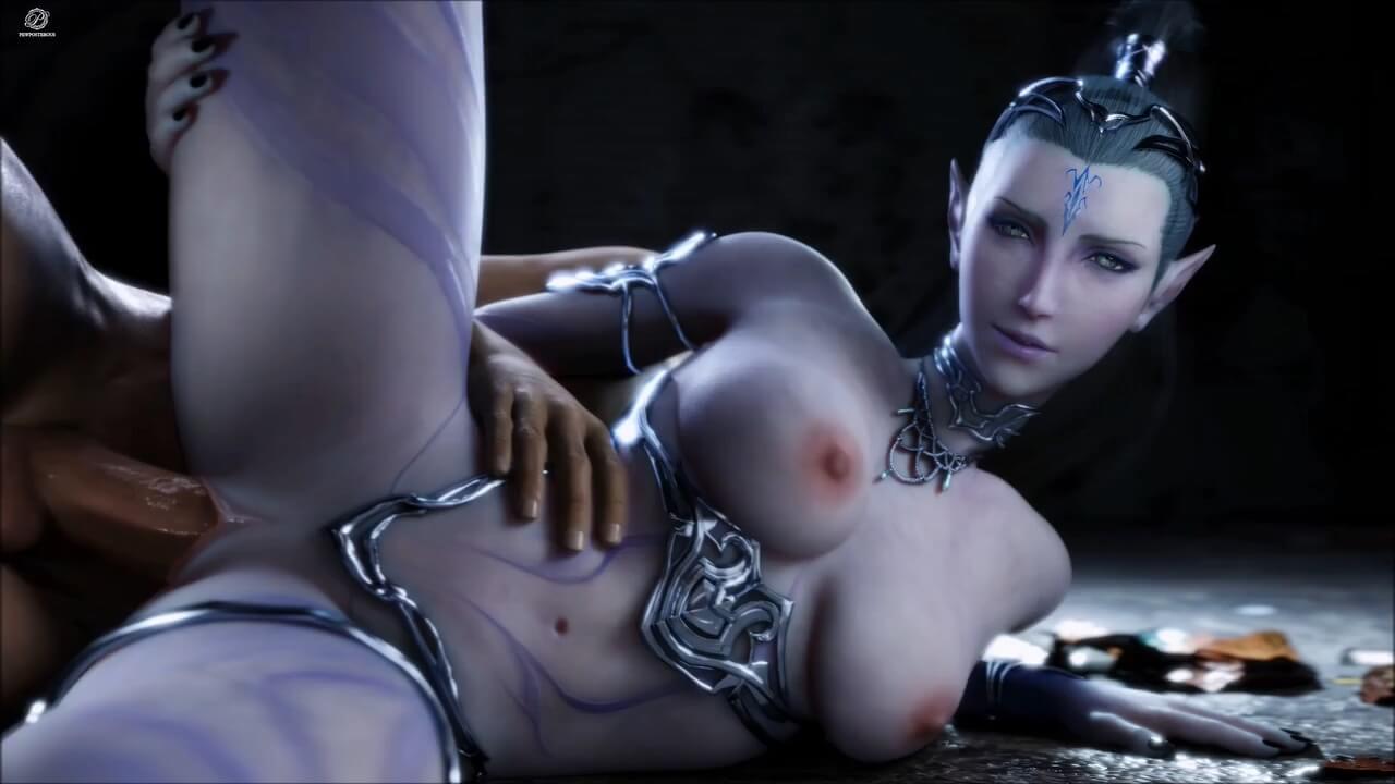 [SFM] Elven Whores 2 Compilation